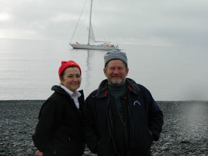 Штормовой ветер в Арктике не дает мариупольским яхтсменам завершить вторую кругосветку (ФОТО), фото-8