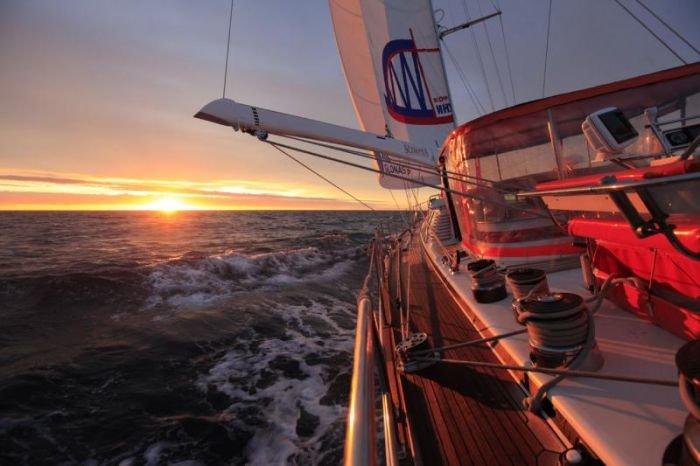 Штормовой ветер в Арктике не дает мариупольским яхтсменам завершить вторую кругосветку (ФОТО), фото-13