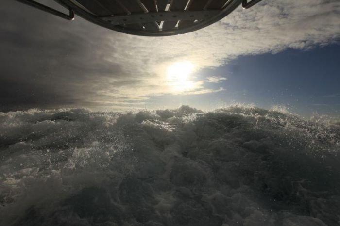 Штормовой ветер в Арктике не дает мариупольским яхтсменам завершить вторую кругосветку (ФОТО), фото-11