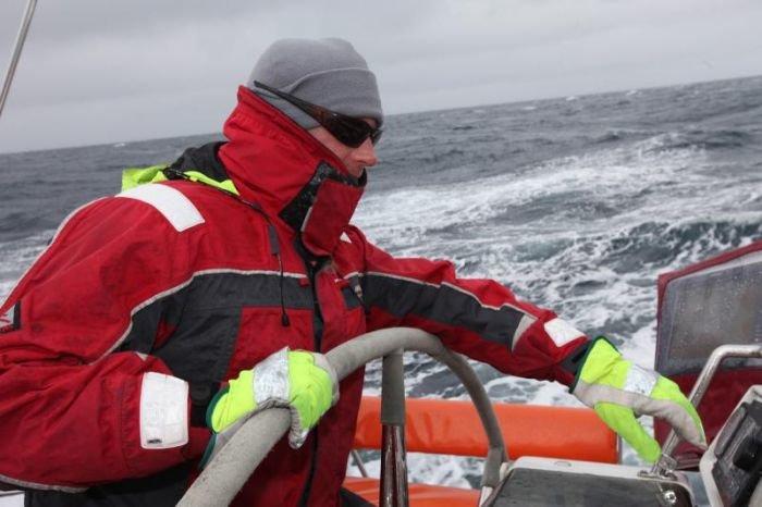 Штормовой ветер в Арктике не дает мариупольским яхтсменам завершить вторую кругосветку (ФОТО), фото-17