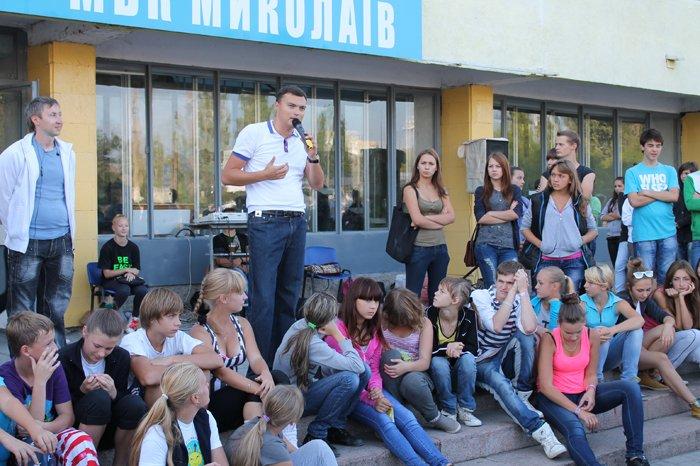 Николаевская команда готовится к победе в финале «МАЙДАНС», фото-3