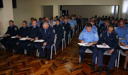 Мариупольских милиционеров учили лечить ушибы и переломы (ФОТО), фото-2