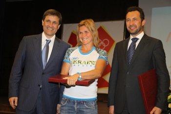 В Донецке наградили мариупольских олимпийцев и паралимпийца (ФОТО), фото-2