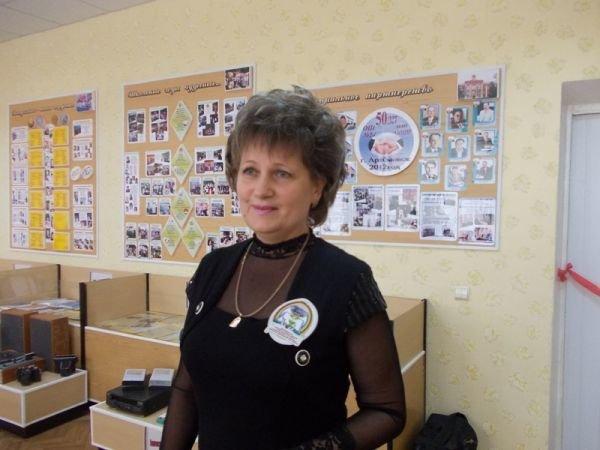 В артемовской школе №24 отметили юбилей и открыли музей, фото-1