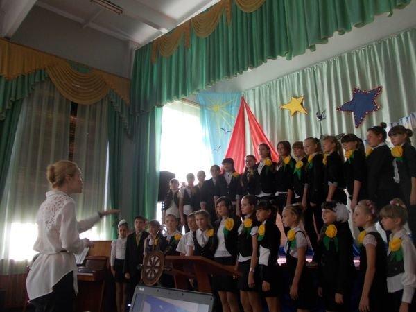 В артемовской школе №24 отметили юбилей и открыли музей, фото-7