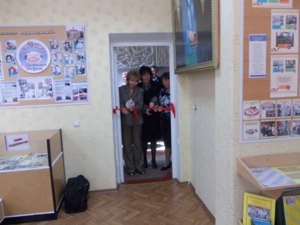 В артемовской школе №24 отметили юбилей и открыли музей, фото-4