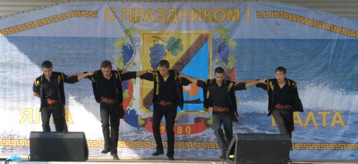Под Мариуполем изготовили гигантский чебурек - самый большой в Украине (ФОТО), фото-3