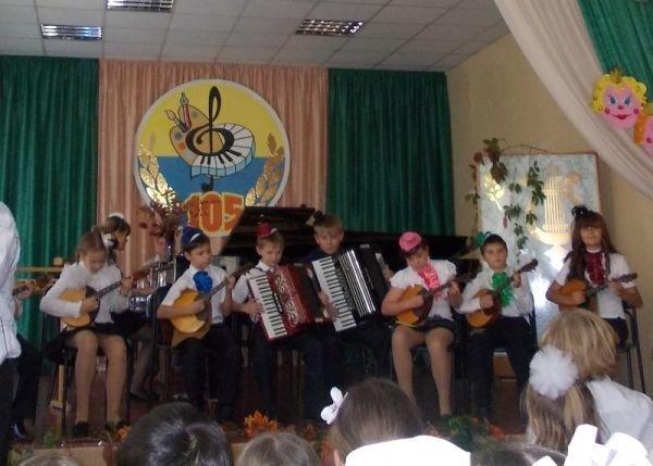 В Артемовской Школе искусств первоклашек принимали в музыканты, фото-3