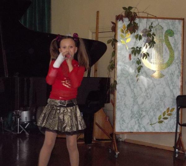 В Артемовской Школе искусств первоклашек принимали в музыканты, фото-1