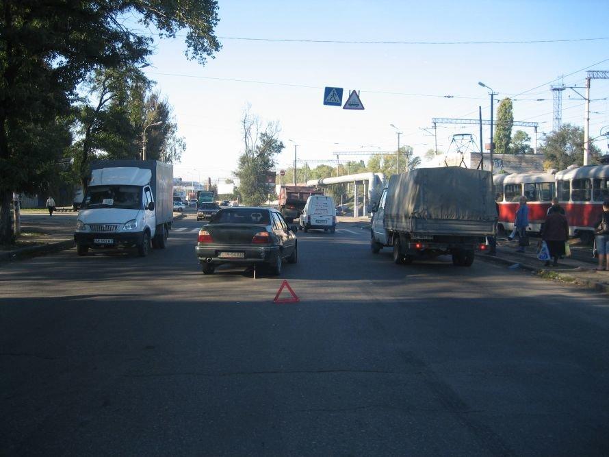 В Днепропетровске в результате ДТП пострадал четвероклассник (ФОТО), фото-1