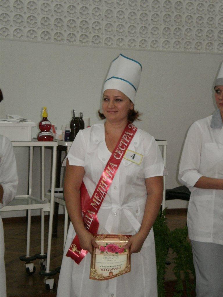 Три Наташи — всех умней и краше! В Павлограде выбрали лучшую медицинскую сестру города (ФОТО), фото-2