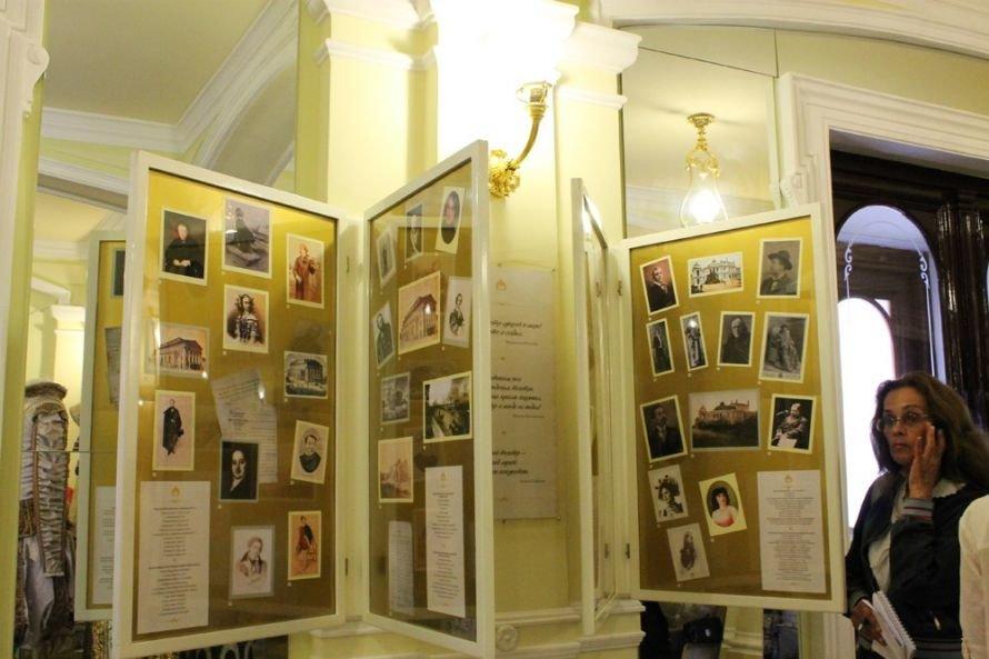 Уголок театральной истории: в одесском Оперном театре появился собственный музей (Фото), фото-1