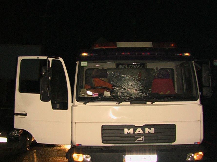 В Днепропетровске спецавтомобиль травмировал первокурсника. Пострадавший при смерти (ФОТО), фото-1