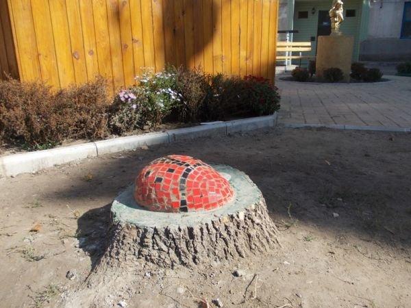 В одном из артемовских дворов появился фонтан, фото-8