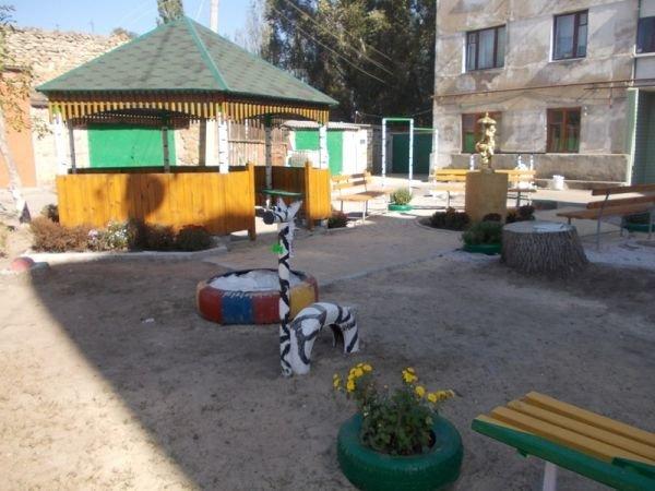В одном из артемовских дворов появился фонтан, фото-4