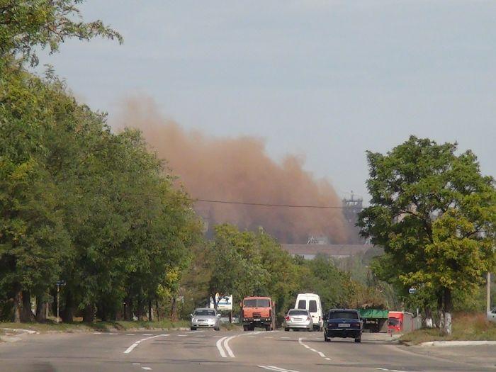 В Мариуполе раньше завтрашней ночи смог не рассеется - НМУ II степени (ФОТО), фото-1