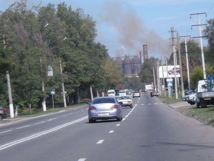 В Мариуполе раньше завтрашней ночи смог не рассеется - НМУ II степени (ФОТО), фото-4