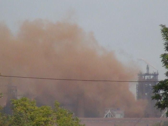 В Мариуполе раньше завтрашней ночи смог не рассеется - НМУ II степени (ФОТО), фото-2