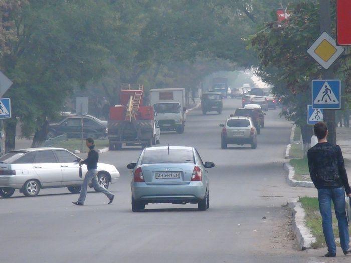 В Мариуполе раньше завтрашней ночи смог не рассеется - НМУ II степени (ФОТО), фото-5