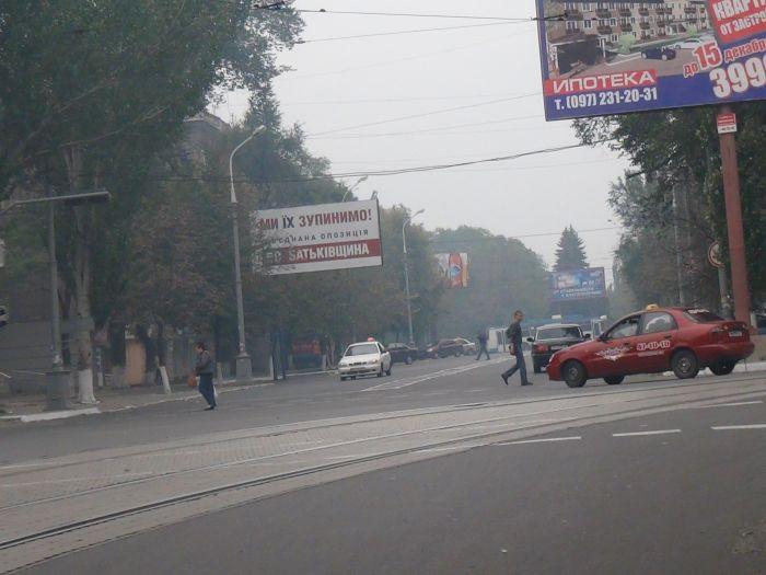 В Мариуполе раньше завтрашней ночи смог не рассеется - НМУ II степени (ФОТО), фото-3