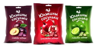 Создатель водки «Путинка» представил бренд конфет «Юлькины сосульки», фото-1