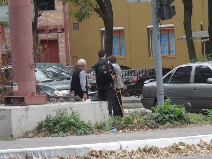 На улице Апатова «потолкались» Mitsubishi и Opel (Фотофакт), фото-2