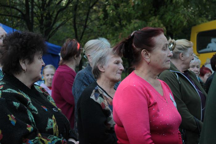 Праздник для мариупольских ветеранов в парке 50-летия Победы, фото-3