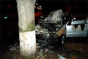 В Сумах сегодня утром произошла страшная авария возле кладбища, фото-1