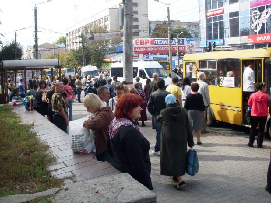 В день приезда Николая Азарова Кировоград подменили, фото-1