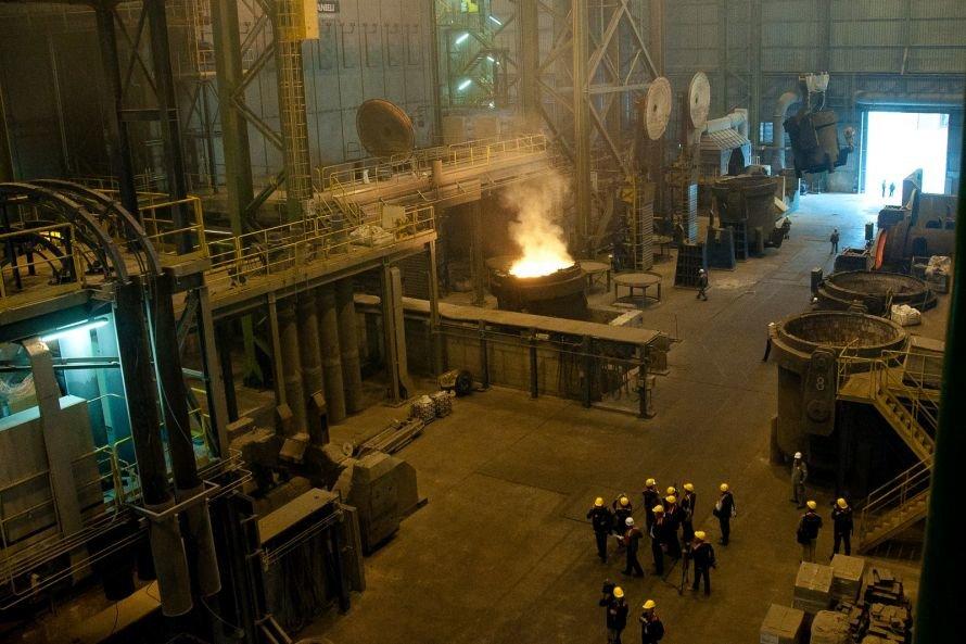 Как в Днепропетровске новый завод открывали (ФОТОРЕПОРТАЖ), фото-15
