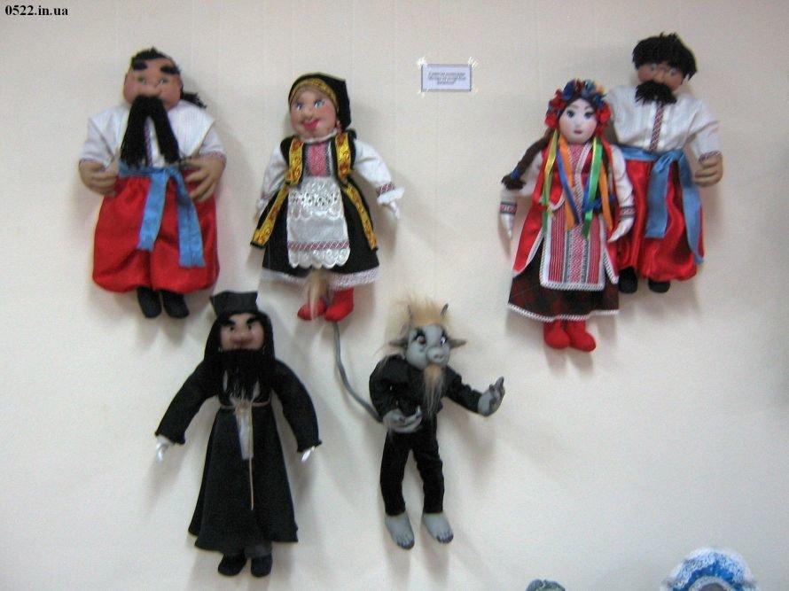 Куклы с частичкой души от кировоградского мастера Людмилы Романовой (Фото), фото-1
