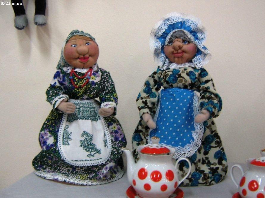 Куклы с частичкой души от кировоградского мастера Людмилы Романовой (Фото), фото-2