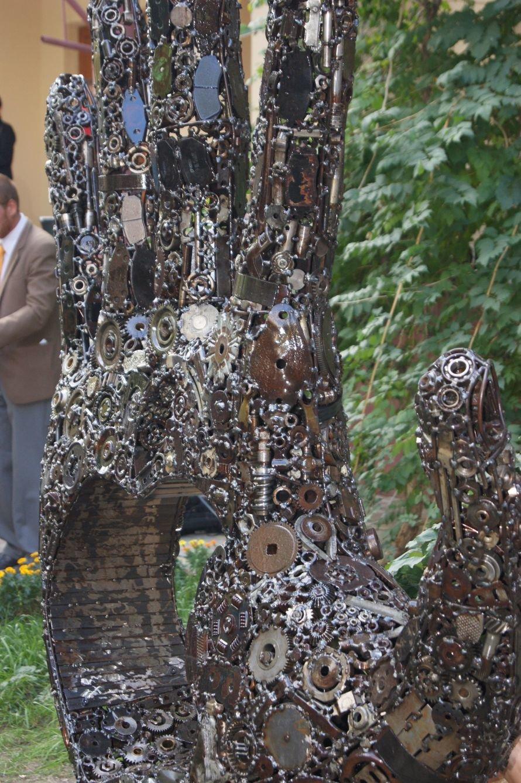 В Одессе открыли первый в СНГ памятник в честь Стива Джобса (фоторепортаж), фото-6