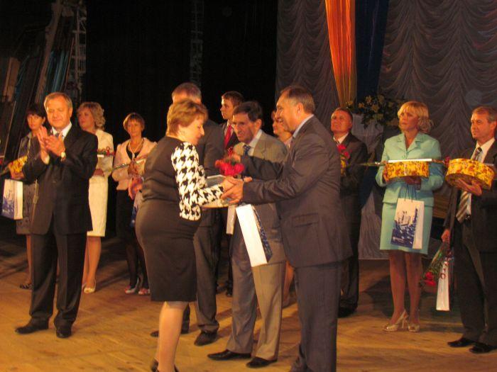 В Мариуполе чествовали педагогов (Фоторепортаж) , фото-9