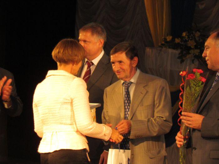 В Мариуполе чествовали педагогов (Фоторепортаж) , фото-10