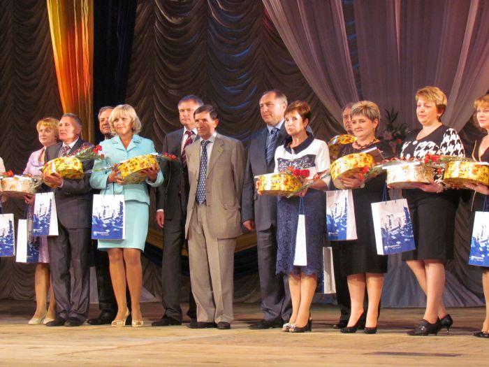 В Мариуполе чествовали педагогов (Фоторепортаж) , фото-12