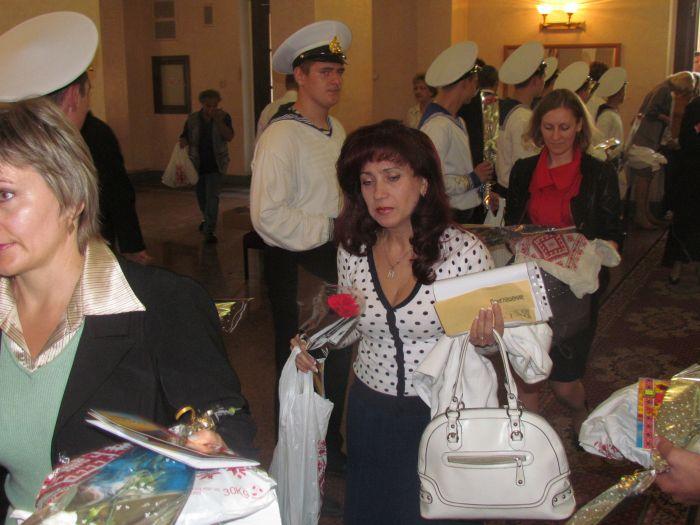 В Мариуполе чествовали педагогов (Фоторепортаж) , фото-1