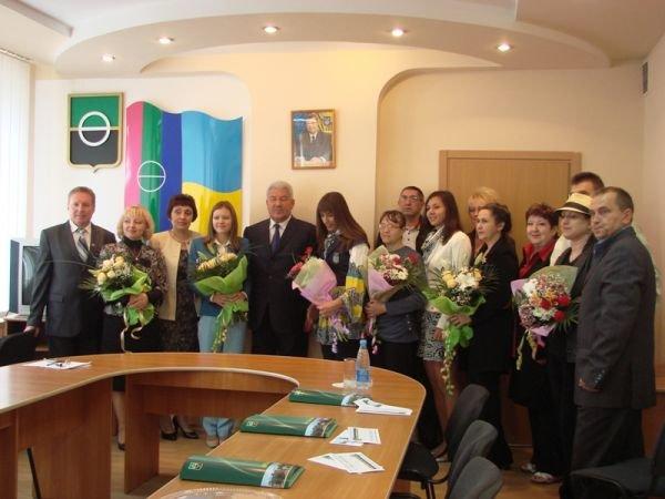 Олимпийская гордость: в Артемовске наградили легкоатлеток, представлявших страну на играх в Лондоне, фото-6