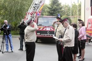 Мариуполь получил новенький пожарный «Валдай» (ФОТО), фото-3