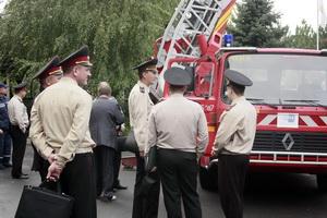 Мариуполь получил новенький пожарный «Валдай» (ФОТО), фото-2