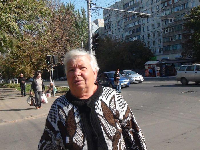 В центре Мариуполя фура разнесла светофор (ФОТО), фото-7