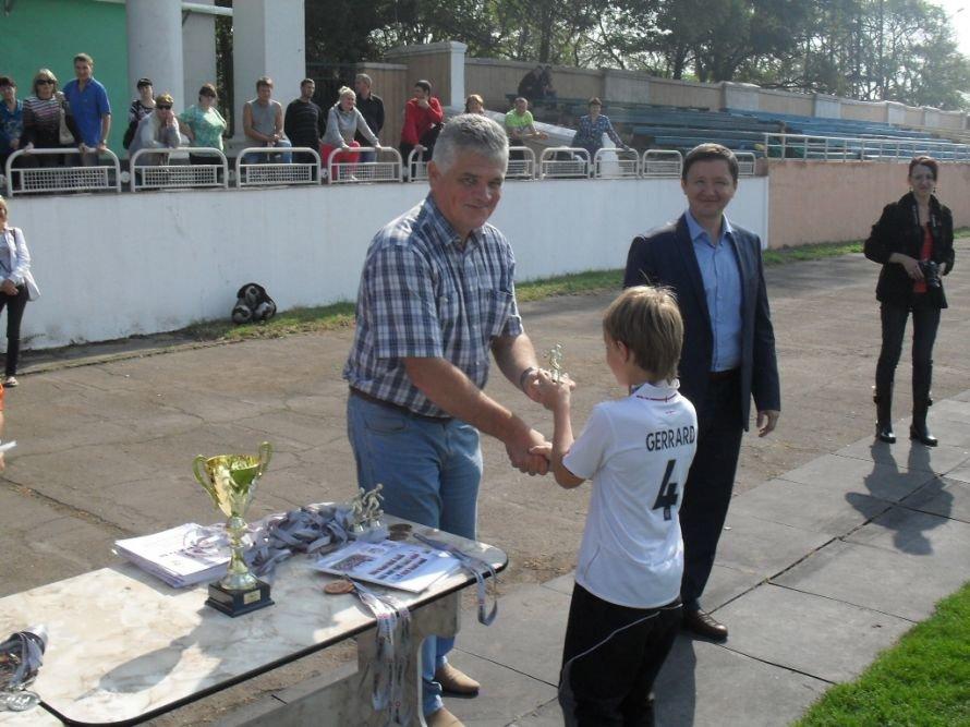 Криворожские футболисты соревновались за Кубок Метинвеста, фото-2