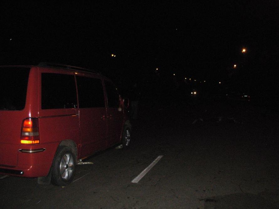 В Кривом Роге пьяный водитель «Mercedes» насмерть сбил женщину на пешеходном переходе (ФОТО), фото-1