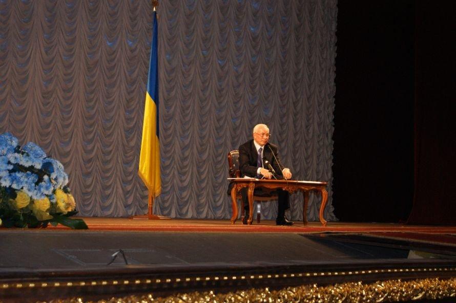 Премьер-министр наобещал Одесщине с три короба и назвал уникального мэра в регионе (Фото), фото-5