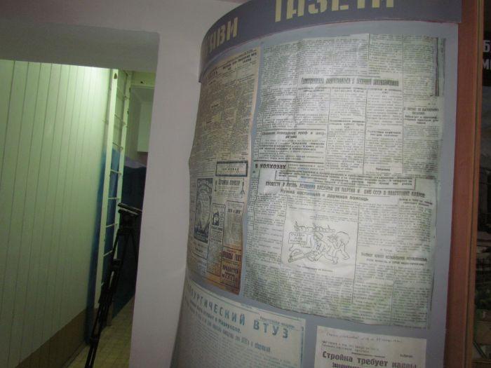 В ПГТУ показали, как жили мариупольские студенты в середине прошлого века (ФОТО), фото-10