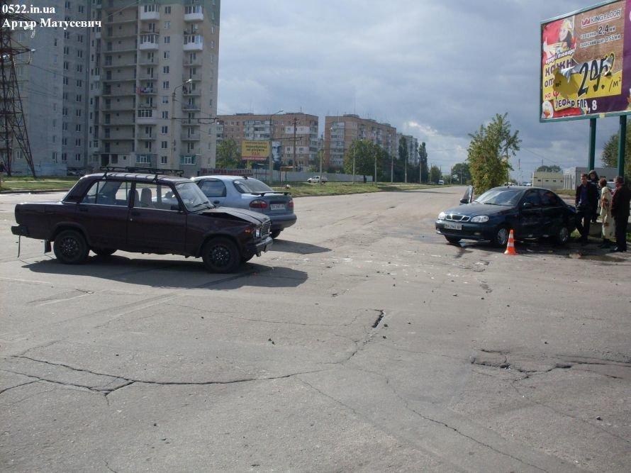 В Кировограде отсутствие светофоров приводит к авариям (Фото), фото-1