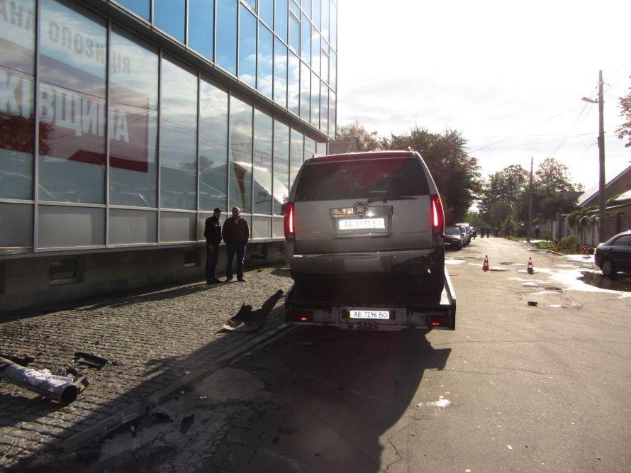 В Днепропетровске Яценюк стал жертвой пьяного водителя (ФОТОРЕПОРТАЖ), фото-5