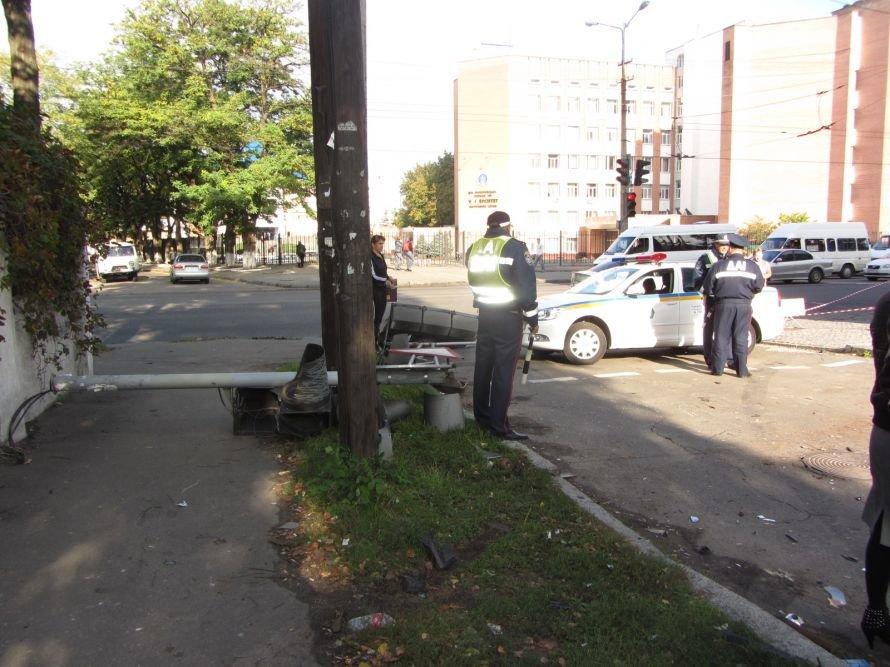 В Днепропетровске Яценюк стал жертвой пьяного водителя (ФОТОРЕПОРТАЖ), фото-7