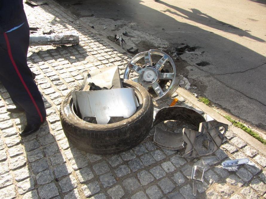 В Днепропетровске Яценюк стал жертвой пьяного водителя (ФОТОРЕПОРТАЖ), фото-3