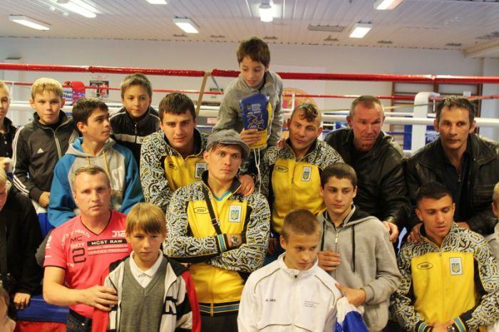 Мариуполь посетила олимпийская сборная Украины по боксу, фото-5